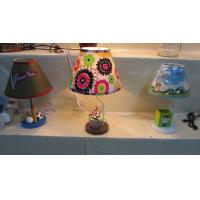 Best Resin Ball Base Table Lamp for Kids (SFR0596) wholesale