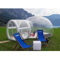 Best Outdoor Single Tunnel Inflatable Bubble Tent Camping Family Stargazing For Rent wholesale