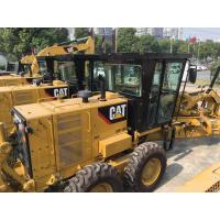 Best New original Caterpillar road grader 140K stock 3 units from factory China good price wholesale
