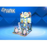 Best Coin operated Happy bicycle Kiddie Ride race driving arcade machine for sale wholesale