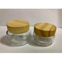 China Recycle Cosmetic Jar Packaging / Facial Scrub Luxury Cosmetic Containers / Cream Bottle on sale