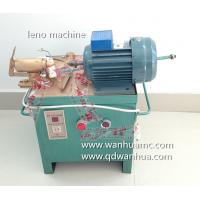 leno machine for water jet loom