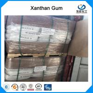 Best Water Soluble EP/USP/E415 Xanthan Gum Food Grade 80/200 Mesh White Powder wholesale