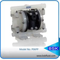 China Industrial PlasticPositive Displacement Water Pumps Low Pressure Diaphragm on sale
