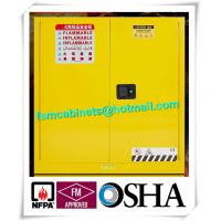 Best Industrial Safety Storage Chemical Storage Cabinets for Flammable Liquid wholesale