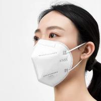 Best 5 Ply Disposable KN95 Medical Mask Breathable Protective Face Mask wholesale