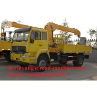 Cheap 16T Truck mounted  crane /truck with crane/pickup truck wholesale
