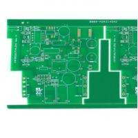 Best 4 Layers FR4 Printed Circuit Board with 1oz HASL PCB for High Frequency Power Supply wholesale