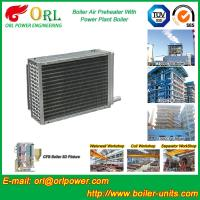 Best Power Plant CFB Boiler APH / Regenerative Air Preheater For Boiler wholesale