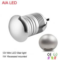 Best D50xH45mm 3W outdoor IP67 LED underground light for garden or stairs used/LED inground light wholesale