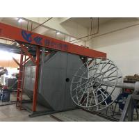 China 52kw Carousel Rotary Moulding Machine Commission Multi Arms Variable Size on sale