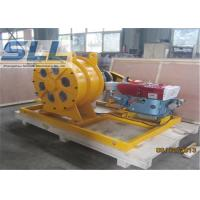 China SH Series Rotary Hose Squeeze Pump Customize Color One Year Warranty on sale