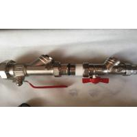 Best Manual Water Brass Ball Valve For Gas Bolier With PPR Fittings wholesale