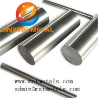 China Good quality Lowest Price tungsten alloy bar,tungsten wire, tungsten plate polished manufacturer on sale