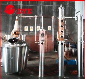 Best Electricity Whisky Pot Still And Patent Still Distillation Glass Manhole wholesale