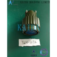 Best Y2-10TK Brass Nickle Stainless Steel Cadmium Military Style Electrical Connectors wholesale