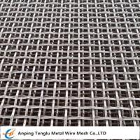 Best Woven Vibrating Screen Mesh|Quarry Screen Wire Mesh Made by Steel Wire wholesale