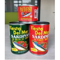Best Canned Sardine Fish in Tomato Sauce Many Type of Packing wholesale
