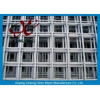 Best 4x4 Stainless Steel Welded Wire Mesh Panels For Concrete Foundations wholesale