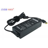 Cheap RoHS Lenovo Laptop Power Adapter PC ABS Material OVP / OCP Protection for sale