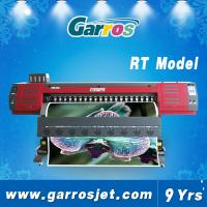 Best Digital Printer/Sublimation Printer/Fabric Printer/ T-shirt Canvas Printing Machine Garros RT1801 wholesale