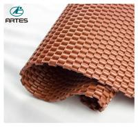 Best Custom Latexroll Out Pvc Flooring , Carpet Protector Mat For Electric Motorcycle Motor wholesale