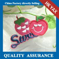 Best Animal Embroidery iron on patches for clothing,iron on embroidery patches wholesale