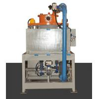 Buy cheap Feldspar Process High Capacity Magnet Separator Machine 50000 Gauss Adjustable from wholesalers
