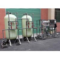 Best 3TPH RO System Industrial Reverse Osmosis Plant For Borehole Water Treatment wholesale