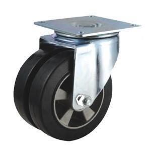Best Twin wheels heavy duty castor wholesale