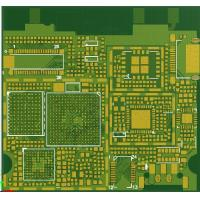 Buy cheap HDI Printed Circuit Board Assembly 8 Layers For Mobile Phone Cell Phone with from wholesalers