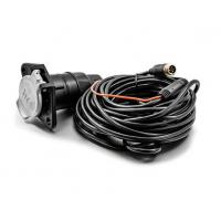 Best Customized 7 Pin Trailer Spiral Power Cable For CCTV Camera Safety Systems wholesale