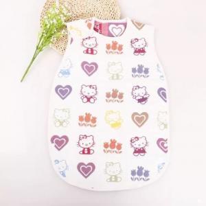 Best Printed Dyed Highest Tog Baby Sleeping Bag , Infants Stretch Sleeping Bag wholesale