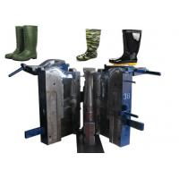 Best 800 Kg 1/2 color Plastic PVC Rain Boot Mould Shoe Sole Mold For Safety Boot Mold Maker wholesale