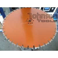 Cheap 650mm Diamond Wall Saw Blades with Long Lifetime , Diamond Cutting Tools for sale