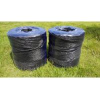 Best 100% Virgin High Strength Plastic Binding Rope Pp Baler Twine Agriculture Packing Twine wholesale
