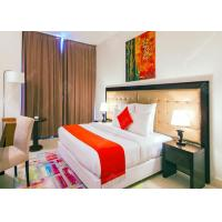 Hotel /  Home Full Apartment Furniture Sets With Comfortable Contemporary King Bed