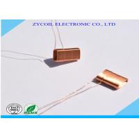 Cheap Custom Cube Cylindrical Air-Core Coil , Multilayer Coil Inductance For Toys for sale
