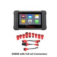 China Autel Maxidas DS808 OBD2 Diagnostic Tool Upgrad of DS708 with Full set OBDI Adapters automotive Scanner Same Function as on sale