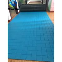 Best Baseball Pitch Synthetic Grass Underlay Shock Pad Flame Retardant Outdoor wholesale