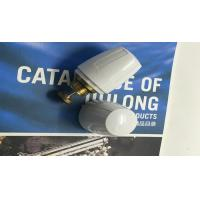 Best OEM White Color Brass Water Fittings Water Adjuster Cap Plastic wholesale