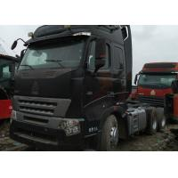 Best HOWO 6X4 420 Hp Used Truck Tractor 280 - 420hp Horsepower With Left Hand Drive wholesale