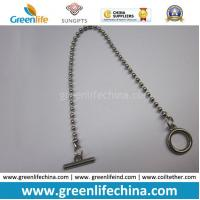 Best Custom Design Metal Neck Connecting Ball Chain Holder W/Accessories wholesale