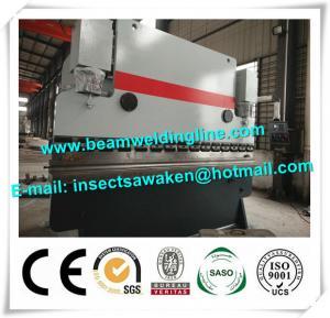 Quality High Strength Hydraulic Shearing Machine CNC Hydraulic Press Brake Machine wholesale