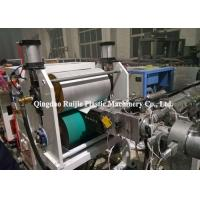 China SJSZ Pvc Profile Extrusion Line High Capacity For Office Buildings Easy Installation on sale