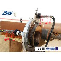 Buy cheap High Strength Pneumatic Pipe Cutting And Beveling Cold Cutter And Beveller from wholesalers