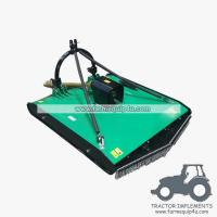 Best 3.5SMA - Tractor implements 3point hitch mounted Slasher Mower 3.5Ft wholesale