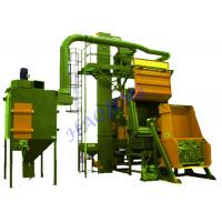Quality High Precision Shot Blasting Machine For Heat Treated Forgings wholesale