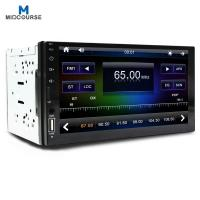 Best Fast Charging  Double Din Car Stereo With Sat Nav / In Dash Touch Screen Radio wholesale