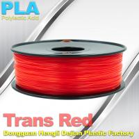 Best Non-toxic Colorful  1.75mm PLA Filament For 3D Printer Material Small Shrinkage wholesale